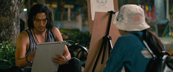 Hot girl trà sữa Kiều Trinh hẹn hò cùng nam thần The Face Xuân Phúc trong phim ngôn tình-2