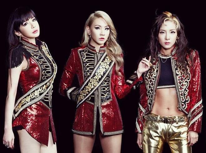 YG xác nhận Dara (2NE1) sẽ không tái xuất cùng Park Bom-1