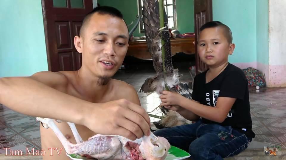 Thông tin mới vụ chim quý bị 2 anh em Tam Mao làm thịt rồi quay clip-2