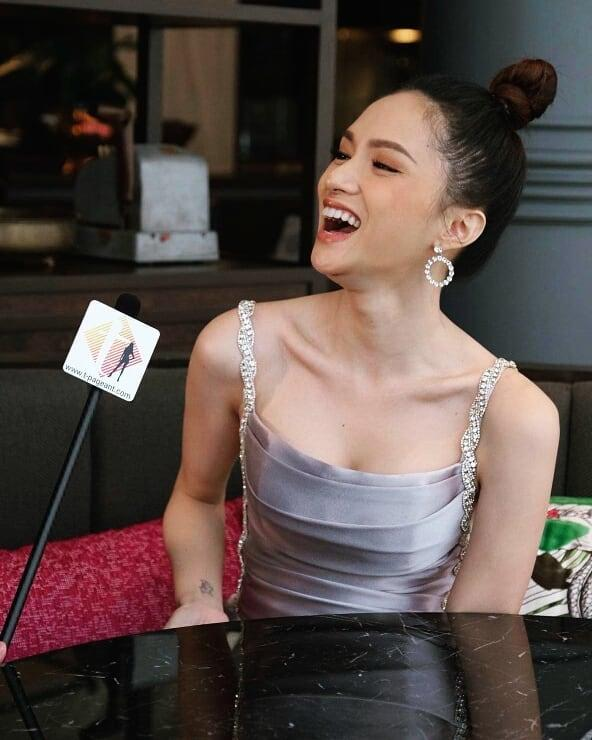 Sát giờ chung kết Hoa hậu Chuyển giới Quốc tế, Hương Giang thả thính bằng 4 bộ đầm dạ hội đẹp nghẹn lời-10