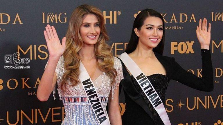 Không phải HHen Niê, Lệ Hằng là cô gái duy nhất giúp Việt Nam sánh ngang Venezuela tại Miss Universe-3