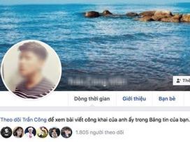 Vụ cô giáo vào khách sạn với nam sinh lớp 10: Hoang mang vì xuất hiện hàng chục Facebook giả mạo