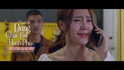 Trấn Thành và Lan Ngọc lấy nước mắt khán giả trong MV ca khúc 'Đừng chúc em hạnh phúc'