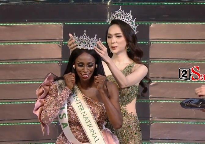 Công bố kết quả: Người đẹp chuyển giới Mỹ đăng quang ngôi vị cao nhất-5
