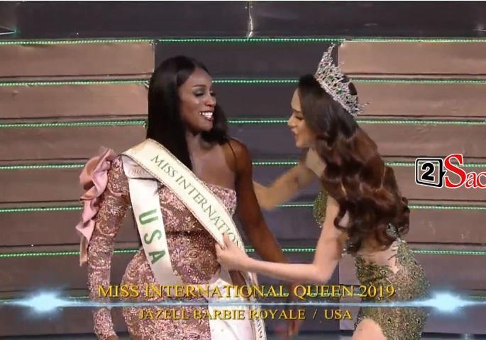 Công bố kết quả: Người đẹp chuyển giới Mỹ đăng quang ngôi vị cao nhất-4