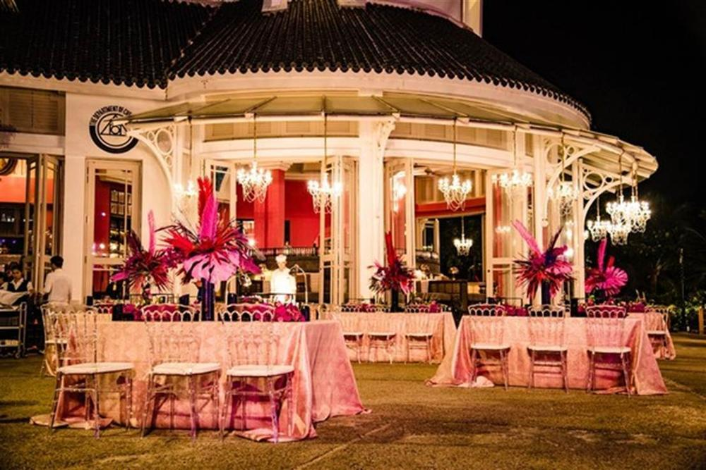 Cận cảnh bữa tiệc đầu tiên trong đại tiệc cưới của cặp tỷ phú Ấn Độ tại khu nghỉ dưỡng ở Phú Quốc-2