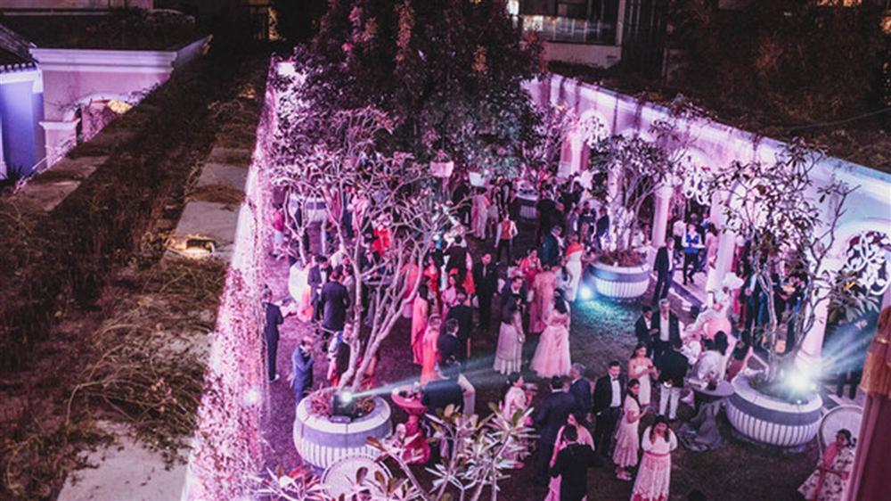 Cận cảnh bữa tiệc đầu tiên trong đại tiệc cưới của cặp tỷ phú Ấn Độ tại khu nghỉ dưỡng ở Phú Quốc-8