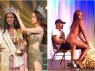 Tân Hoa hậu Chuyển giới 2019 vừa đăng quang đã bị phản đối kịch liệt vì lộ clip thoát y trình diễn khiêu dâm