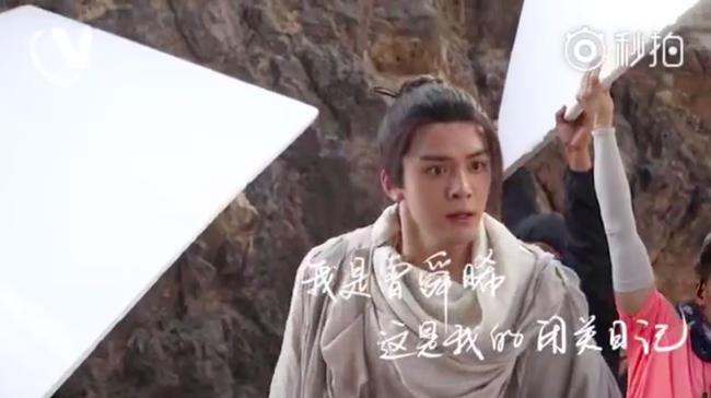 Sự thật cảnh bay lượn như chim của Trương Vô Kỵ trong Tân Ỷ Thiên Đồ Long ký-7