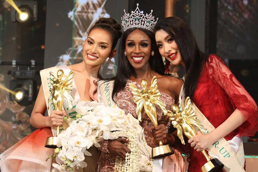 Tân Hoa hậu Chuyển giới 2019 vừa đăng quang đã bị phản đối kịch liệt vì lộ clip thoát y trình diễn khiêu dâm-2
