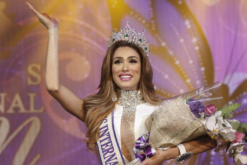 14 Hoa hậu Chuyển giới Quốc tế trong lịch sử: Hương Giang đẹp mỹ miều mà vẫn phải thua một đại mỹ nhân-10