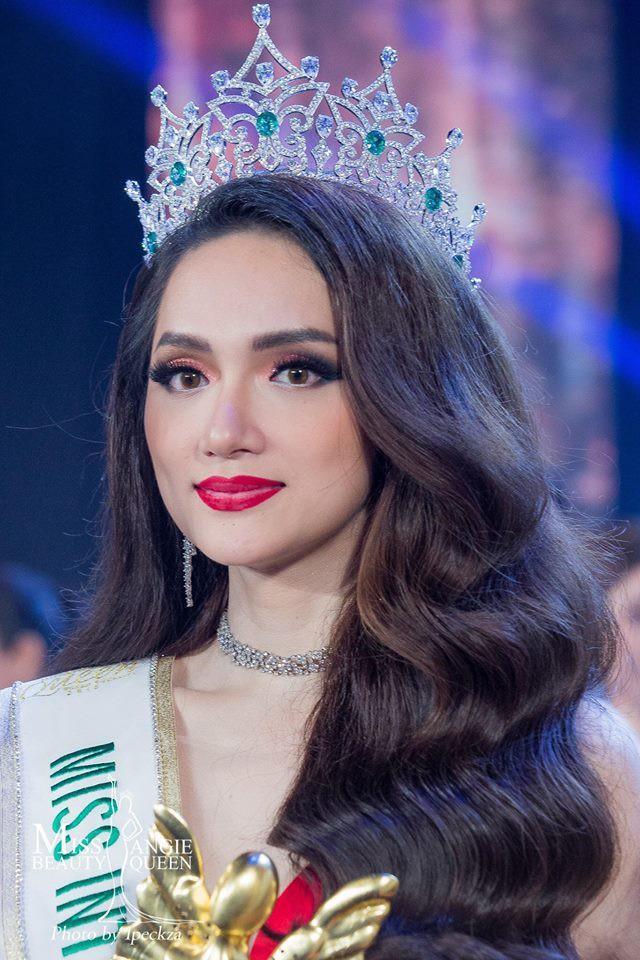 14 Hoa hậu Chuyển giới Quốc tế trong lịch sử: Hương Giang đẹp mỹ miều mà vẫn phải thua một đại mỹ nhân-13