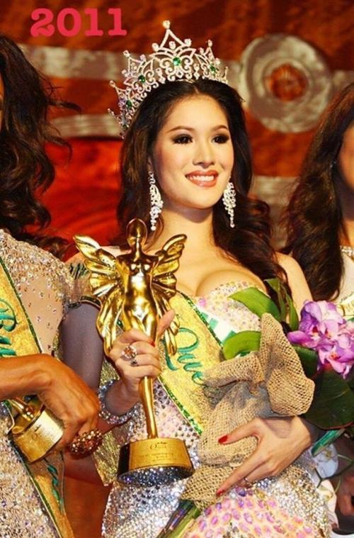 14 Hoa hậu Chuyển giới Quốc tế trong lịch sử: Hương Giang đẹp mỹ miều mà vẫn phải thua một đại mỹ nhân-7
