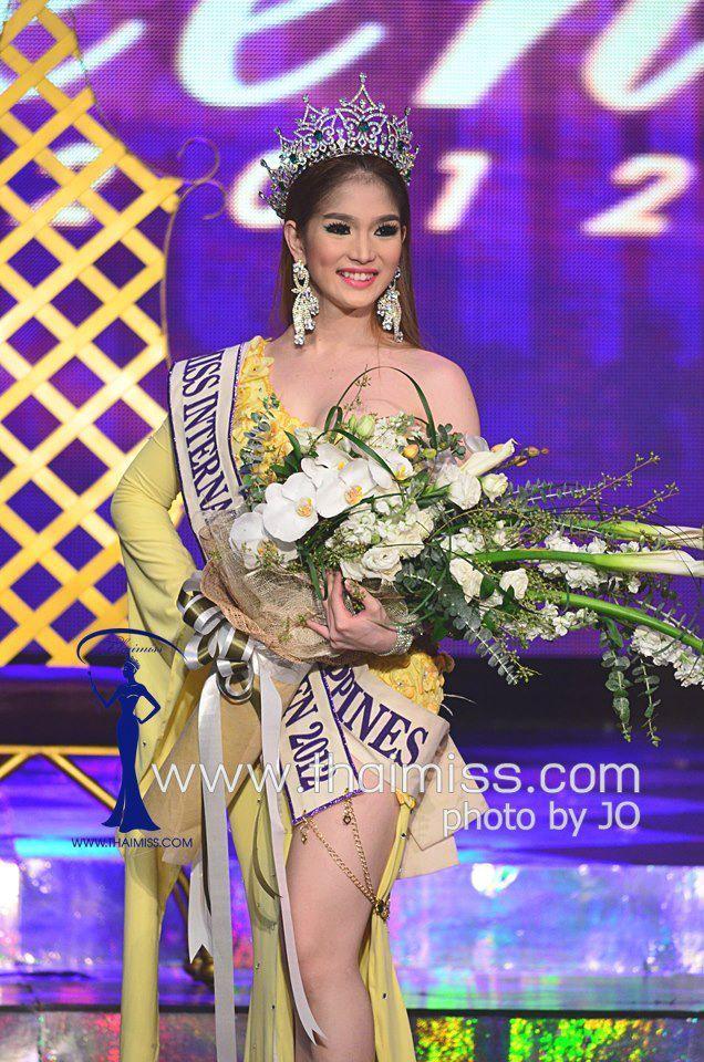 14 Hoa hậu Chuyển giới Quốc tế trong lịch sử: Hương Giang đẹp mỹ miều mà vẫn phải thua một đại mỹ nhân-8