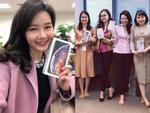 MC xinh đẹp cùng chị em của VTV khoe được tặng Iphone 30 triệu trong ngày 8/3 và sự thật thì...