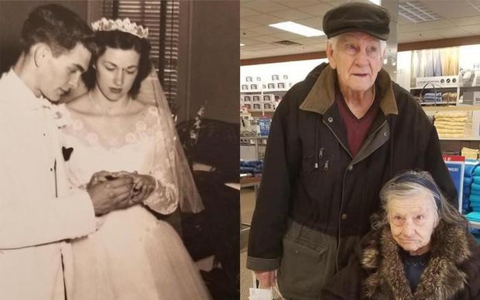 Cụ ông 84 tuổi cầu hôn lại vợ sau 63 năm chung sống-2