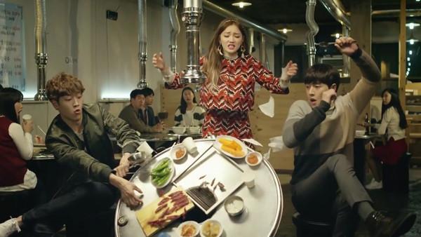 Tiền boa và những điều tối kỵ trong cách ăn uống ở Hàn Quốc-1