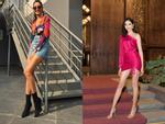 Trước tin đồn rục rịch dự thi Miss Universe 2019, Hoàng Thùy liên tiếp thả bùa yêu bằng loạt clip bikini không thể nóng bỏng hơn-8