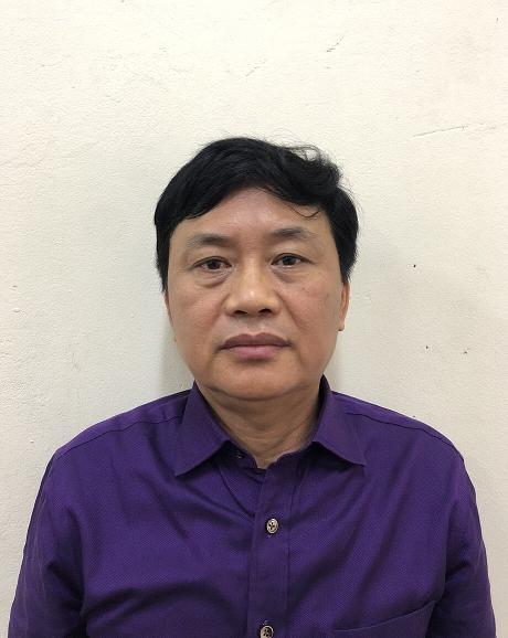 Bắt tạm giam cựu Phó cục trưởng Cục Đường thủy nội địa-1