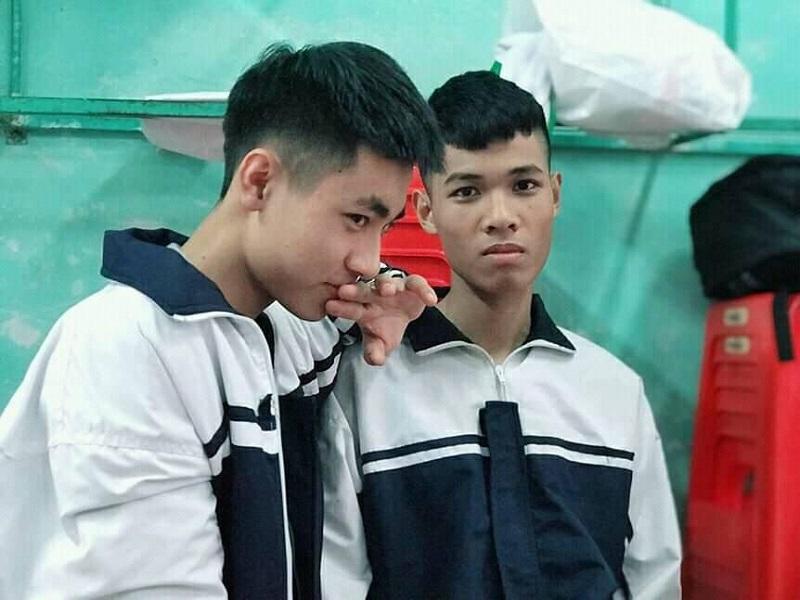 Thật giả lẫn lộn: Nam sinh Thái Nguyên khiến người xem lú lẫn không biết là nam hay nữ khi trang điểm, mặc váy-5