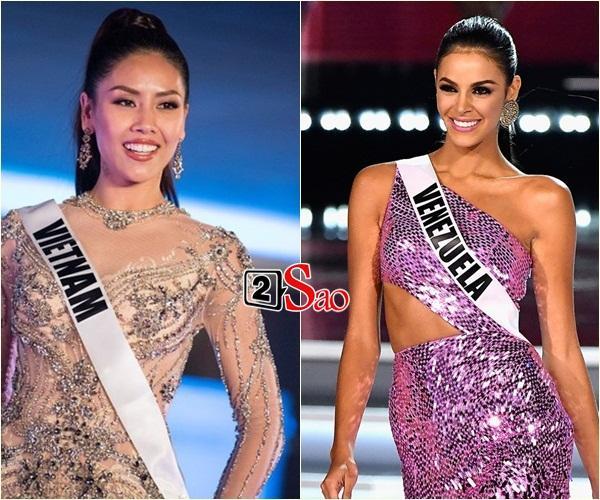 Không phải HHen Niê, Lệ Hằng là cô gái duy nhất giúp Việt Nam sánh ngang Venezuela tại Miss Universe-11