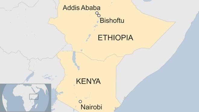 Không ai sống sót trong vụ rơi máy bay chở 157 người ở Ethiopia-1