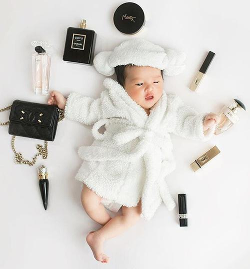3 cặp mẹ đẹp - con xinh sành điệu của showbiz Việt-6