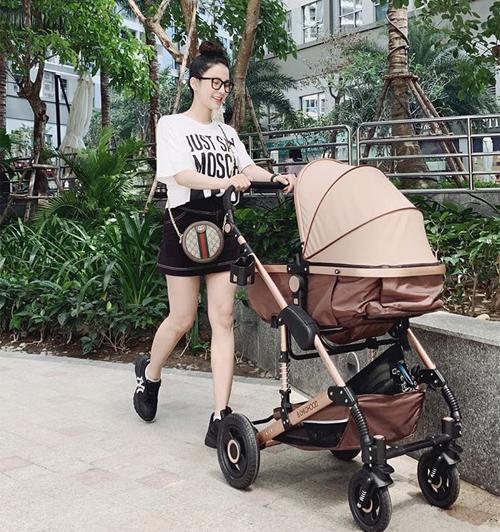 3 cặp mẹ đẹp - con xinh sành điệu của showbiz Việt-8