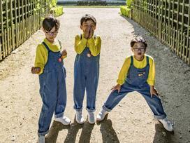 'Ông bố quốc dân' Song Il Kook lo lắng Daehan - Minguk - Manse sẽbắt nạtcác bạn khi vào lớp 1