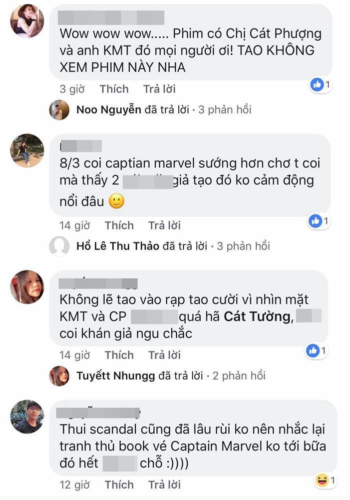 Mặc kệ nhiều lời khen ngợi, khán giả vẫn quyết tẩy chay phim của Kiều Minh Tuấn - Cát Phượng-3