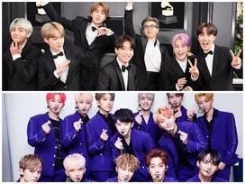TXT lọt top 3 nhóm nhạc nổi tiếng nhất Kpop cùng đàn anh BTS