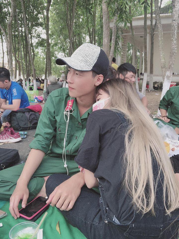 Bạn trai đi lính được hơn nửa tháng, gái xinh bí mật tổ chức kỷ niệm 6 tháng yêu nhau khiến ai cũng ghen tỵ-3