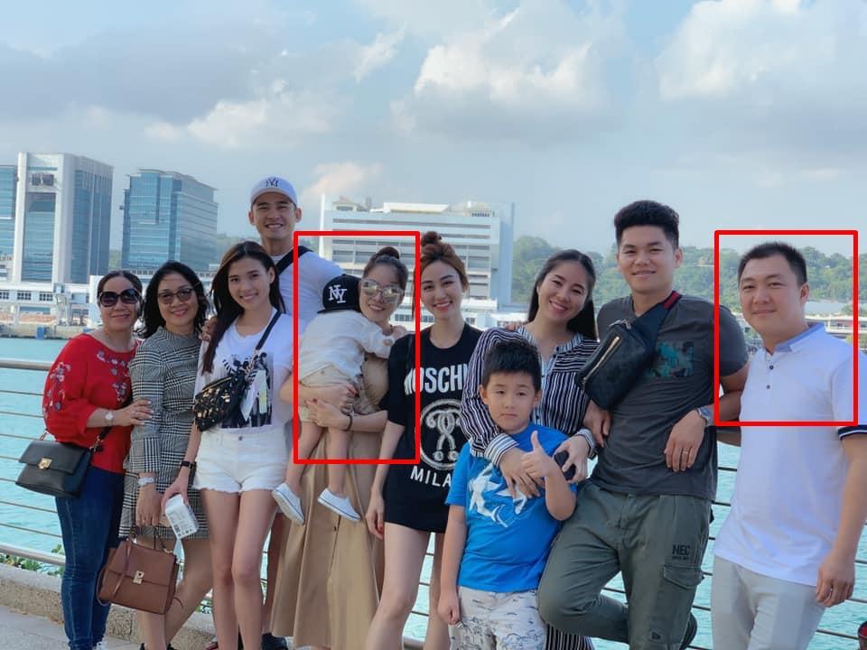 Ly hôn trong nước mắt, Dương Cẩm Lynh vẫn cùng chồng cũ đưa con trai du hí Singapore-3