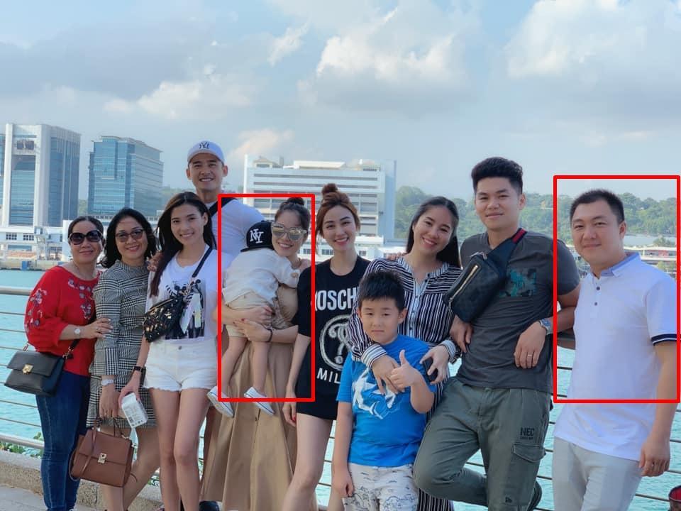 Ly hôn trong nước mắt, Dương Cẩm Lynh vẫn cùng chồng cũ đưa con trai du hí Singapore-4