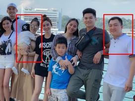 Ly hôn trong nước mắt, Dương Cẩm Lynh vẫn cùng chồng cũ đưa con trai du hí Singapore