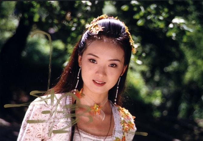 Mỹ nhân đẹp nhất Hoàn Châu cách cách từng bỏ lỡ vai diễn Chu Chỉ Nhược trong Ỷ Thiên Đồ Long Ký-5