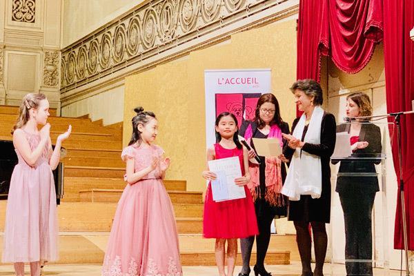 Học trò Bùi Công Duy đạt giải nhất cuộc thi violin quốc tế-2