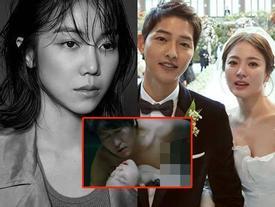 Mỹ nhân bị đồn cặp kè Song Joong Ki: Thành danh nhờ phim 18+, bị ghét vì quá hám tiền