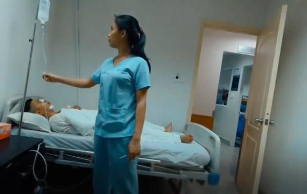 Ngân 98 và Lương Bằng Quang tự tin đăng ảnh băng bó gương mặt có đôi có cặp hậu phẫu thuật thẩm mỹ-8