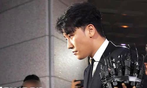 Seungri bị cấm xuất cảnh khỏi Hàn Quốc sau cáo buộc dẫn gái mại dâm-1