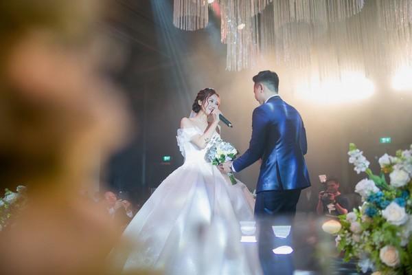 Dàn biên tập viên VTV3 cùng hội tụ chúc mừng đám cưới ngọt lịm của chàng MC 'Cà phê Sáng'-4