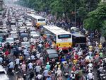 Hà Nội cấm xe máy: Giám đốc Sở quả quyết đã nghiên cứu ở Trung Quốc-2