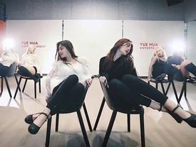 Nhóm nhạc nữ chưa ra mắt đã nổi như cồn vì nhảy đẹp, chân dài sexy