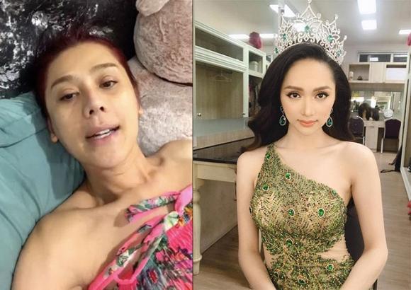 Lâm Khánh Chi: Khi nào Hương Giang 40 tuổi mà đẹp được như tôi thì hãy nói chuyện-1