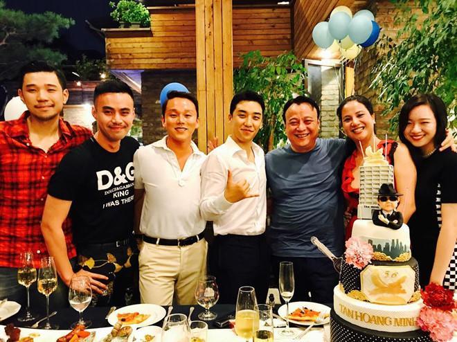 Seungri và gia đình chủ tịch Tân Hoàng Minh ở Việt Nam thân mức nào?-6