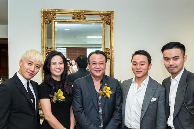 Seungri và gia đình chủ tịch Tân Hoàng Minh ở Việt Nam thân mức nào?-2