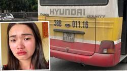 Nữ hành khách bị đánh dập mũi vì quay clip xe buýt lạng lách