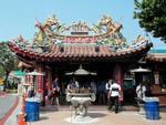 Cụ rùa 100 tuổi ăn chay, nghe kinh Phật trong chùa ở miền Tây-1