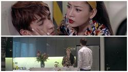 Bình An cảm động trước sự chăm sóc tận tình của Chi Pu trong tập 28 'Mối Tình Đầu Của Tôi'