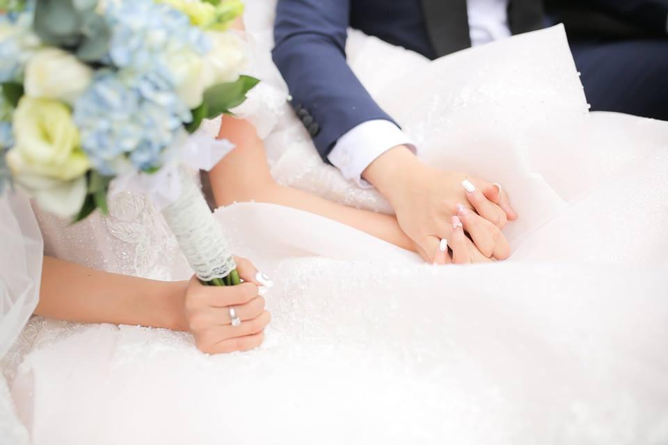 Clip cực hot ở đám cưới MC Cà phê sáng: Cô dâu, chú rể hát hay như ca sĩ chuyên nghiệp-10